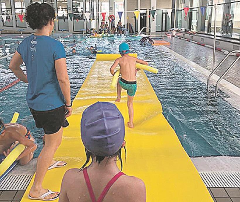 Comencen els cursos de natació