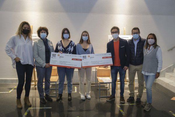 Marina Romero guanya el concurs Acetex-Aitex